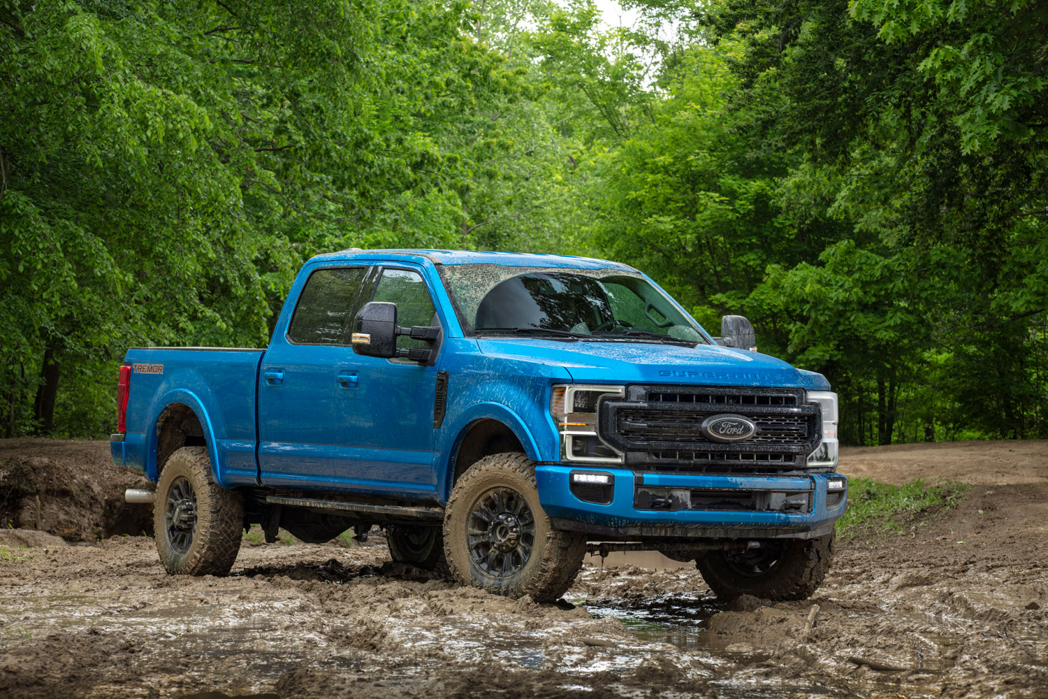 2020 Ford Super Duty adds Tremor Off-Road Package thumbnail