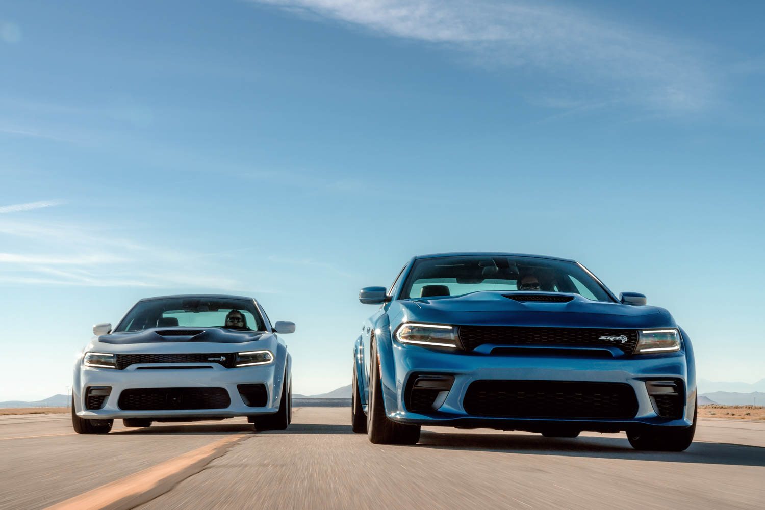 2020 Charger Hellcat Widebody and Charger Scat Pack Widebody