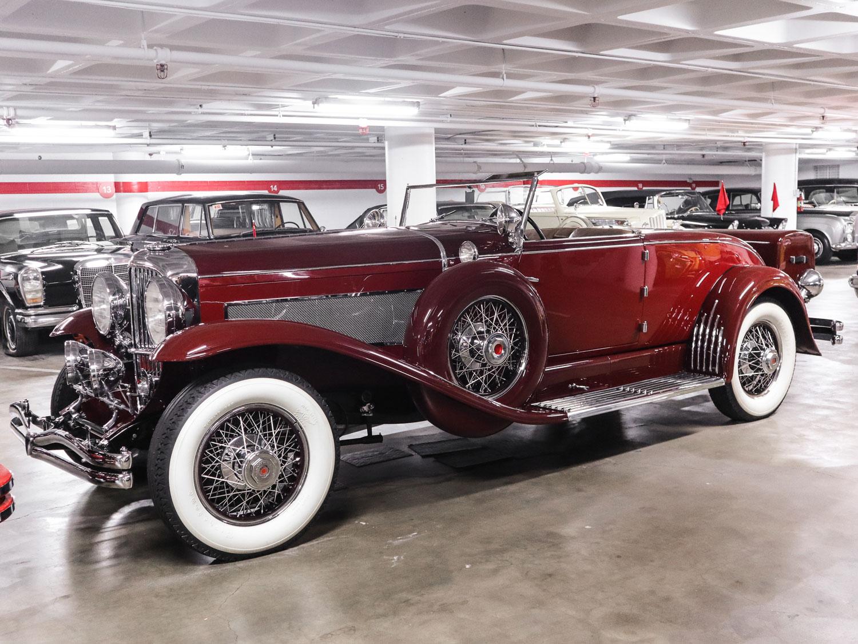 1932 Duesenberg Great Gatsby