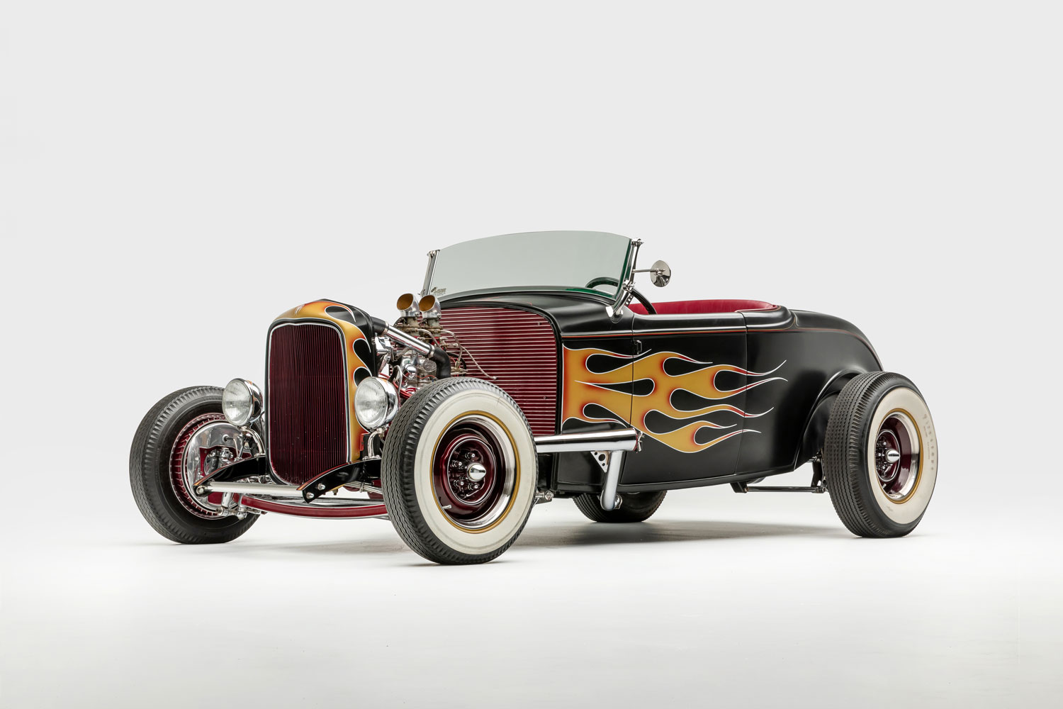 1932 Ford Roadster Iron Man