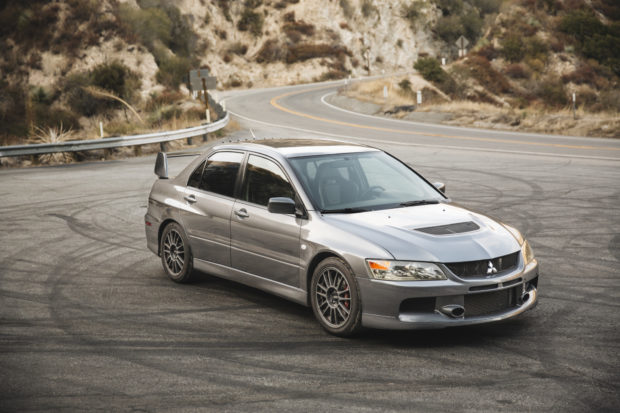 2006 Mitsubishi Lancer Evolution IX MR