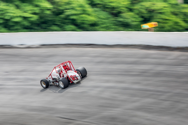 Winchester Speedway Plunge