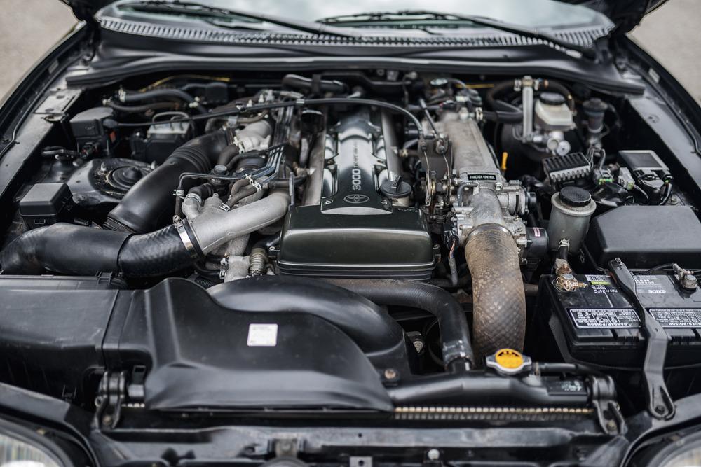 1997 Toyota Supra Anniversary Edition engine