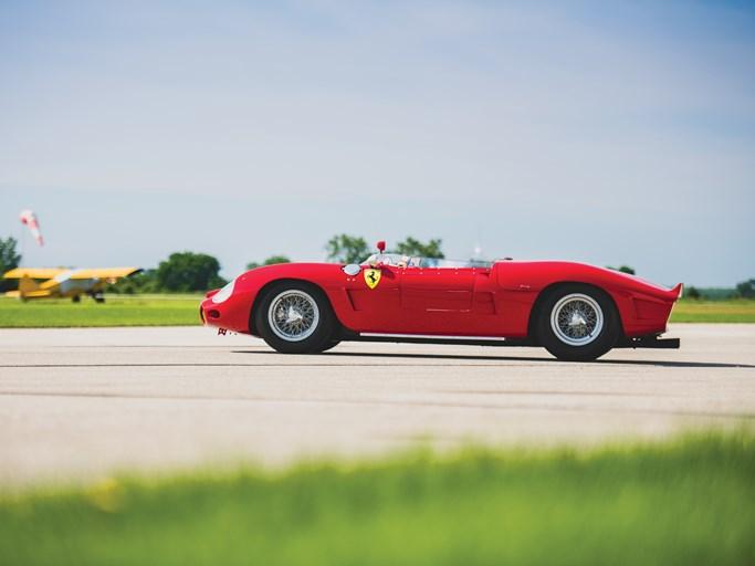 4 top-shelf Ferraris we're watching at 2019 Monterey Car Week thumbnail