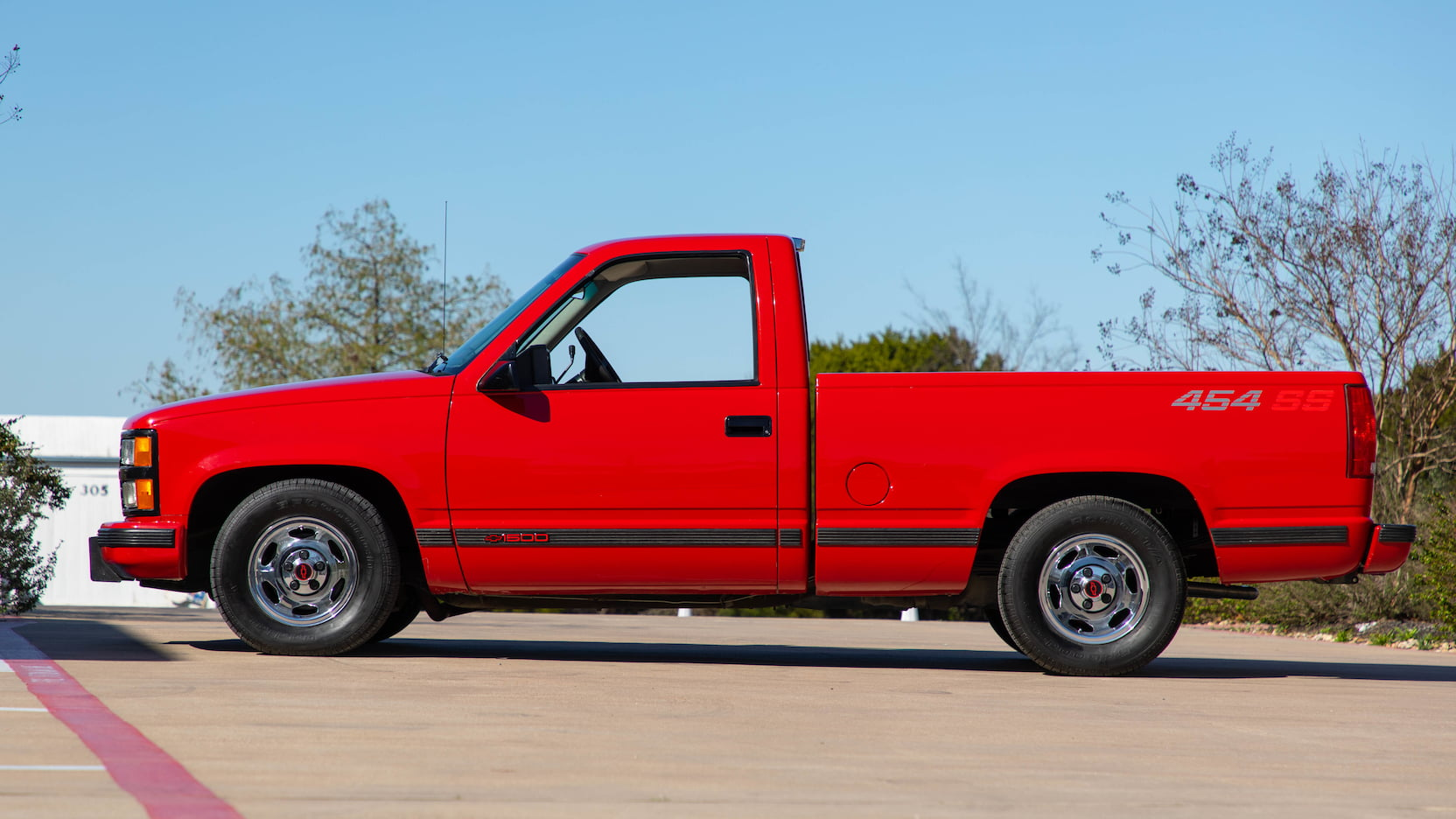 1993 Chevrolet 454 SS profile