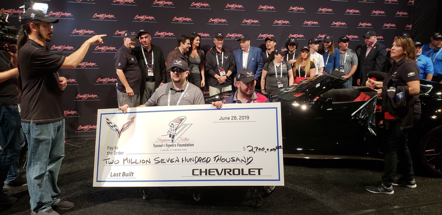A closer look at the final C7 Corvette's $2.7M auction night thumbnail