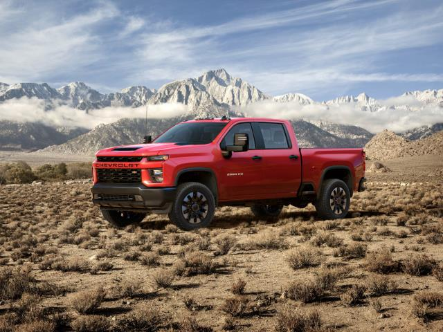 The 2020 Silverado Duramax 3.0L might be all the truck you ...