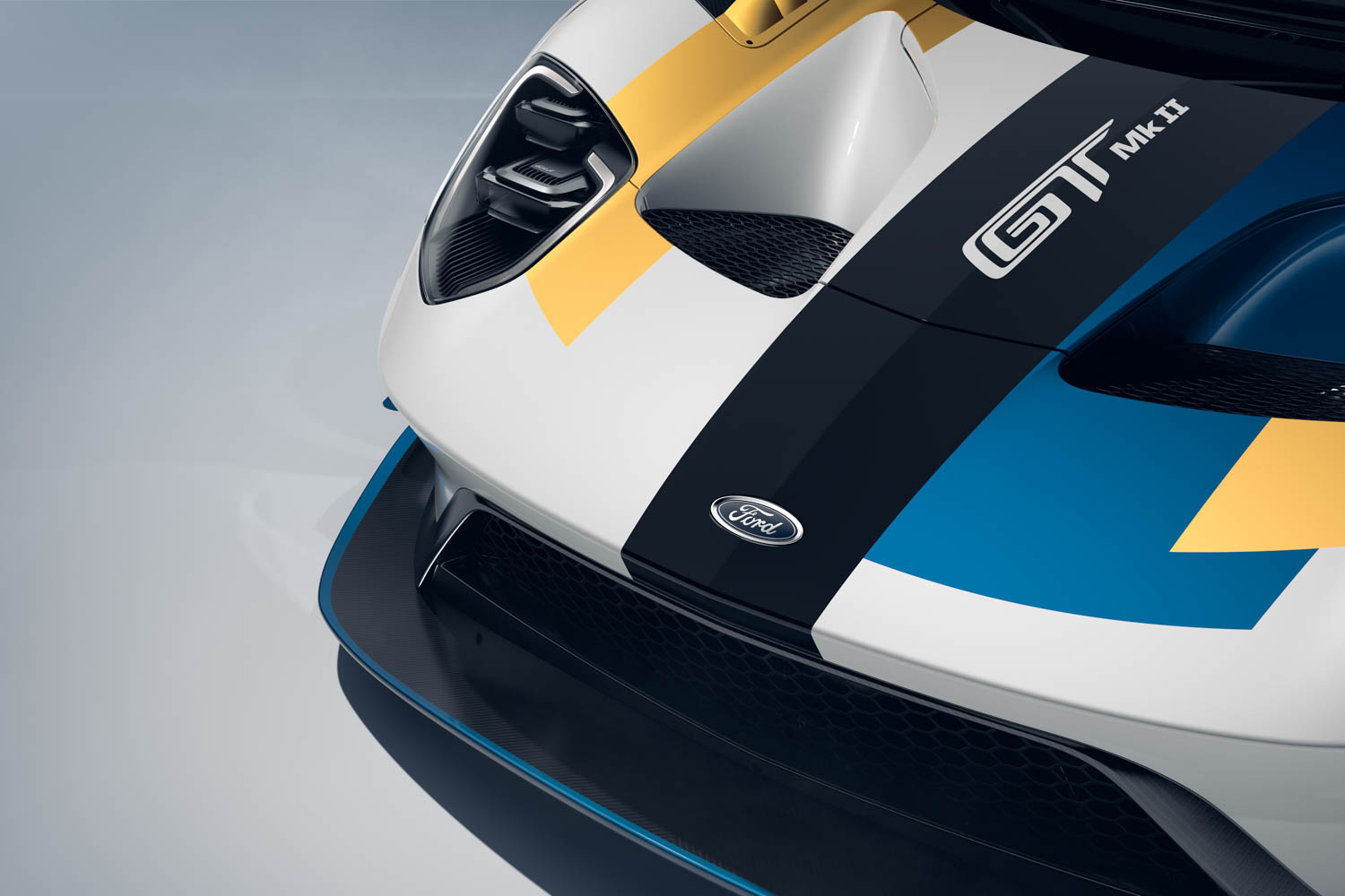Ford GT Mk II nose