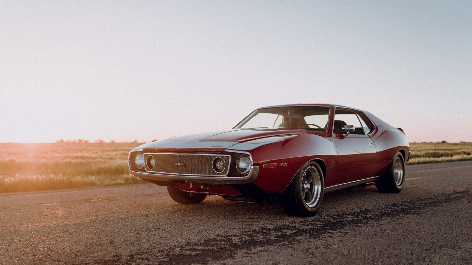 The 1971–74 Javelin AMX shone brightly in the pony car galaxy thumbnail