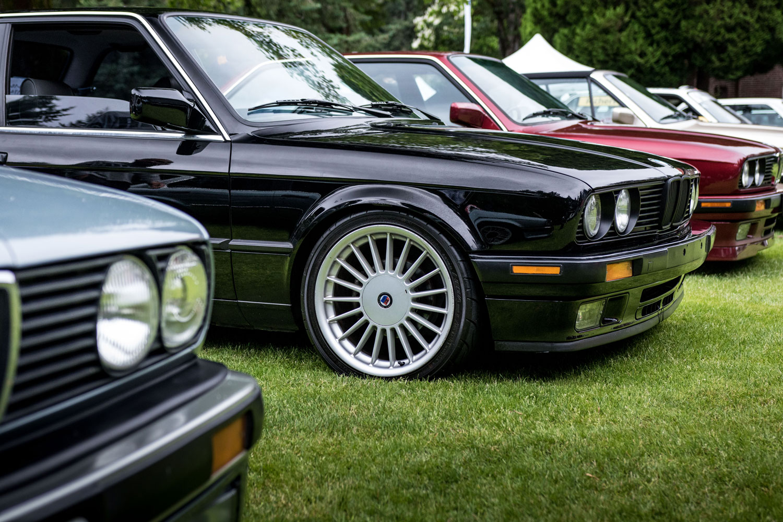 BMW E30 Picnic