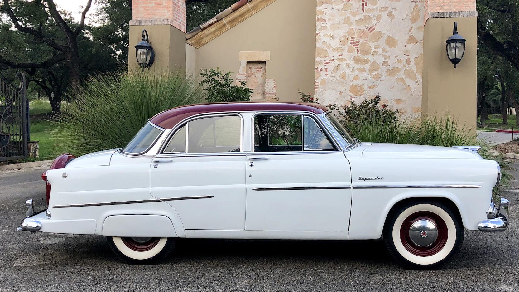 1954 Hudson Super Jet
