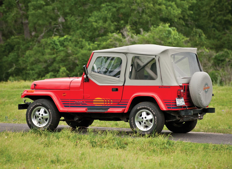 1988 Jeep Wrangler Islander