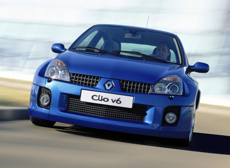 2003 Renault Sport Clio V6