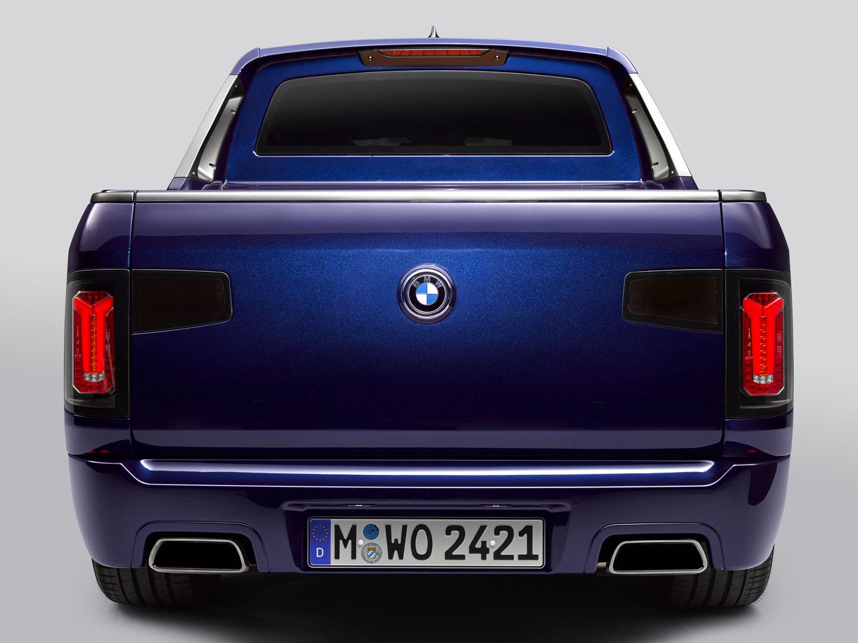 BMW X7 Pick-up