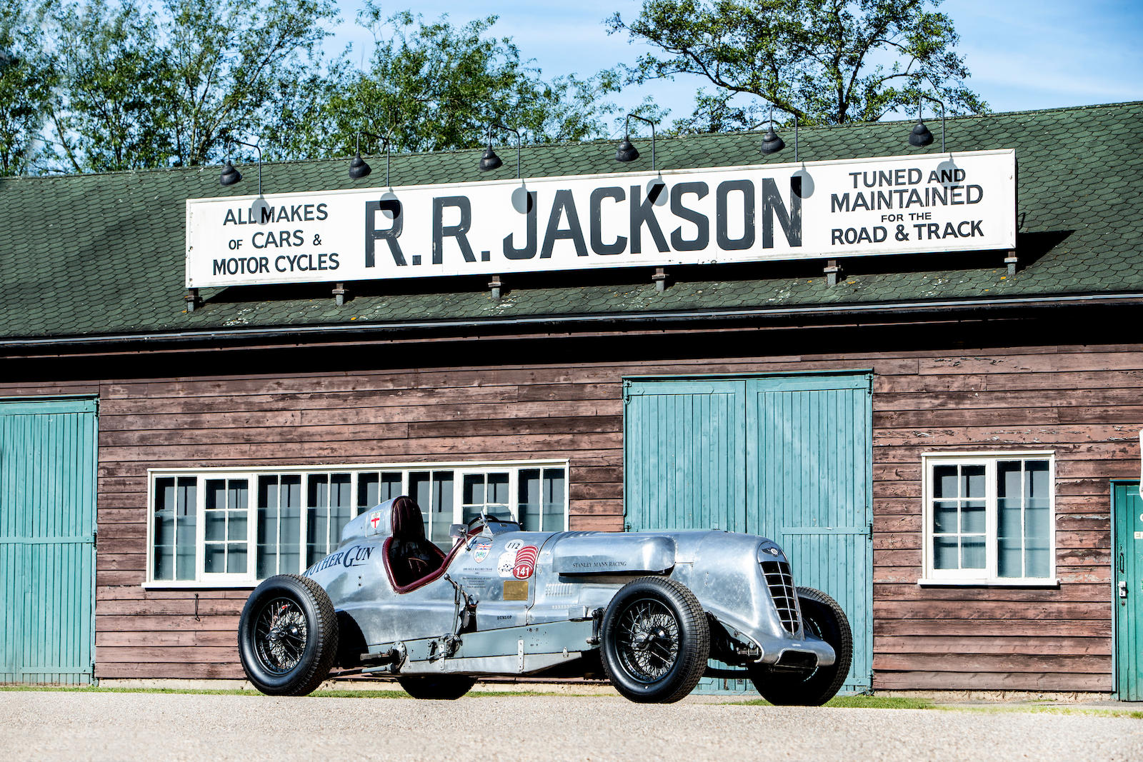 1927 Bentley 4½ -Litre Jackson Special