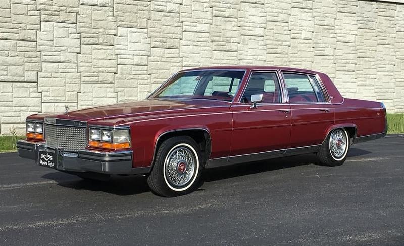 1987 Cadillac