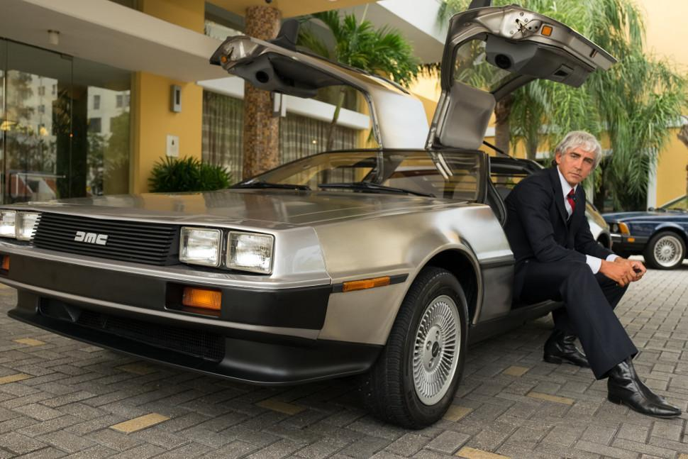 Another John DeLorean-based movie is coming out thumbnail
