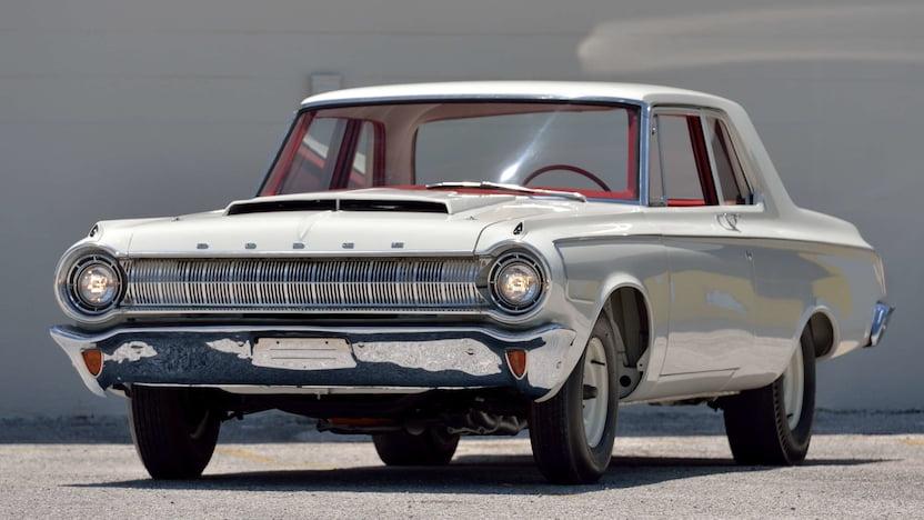 1964 Dodge 330 Lightweight Snorkasaurus