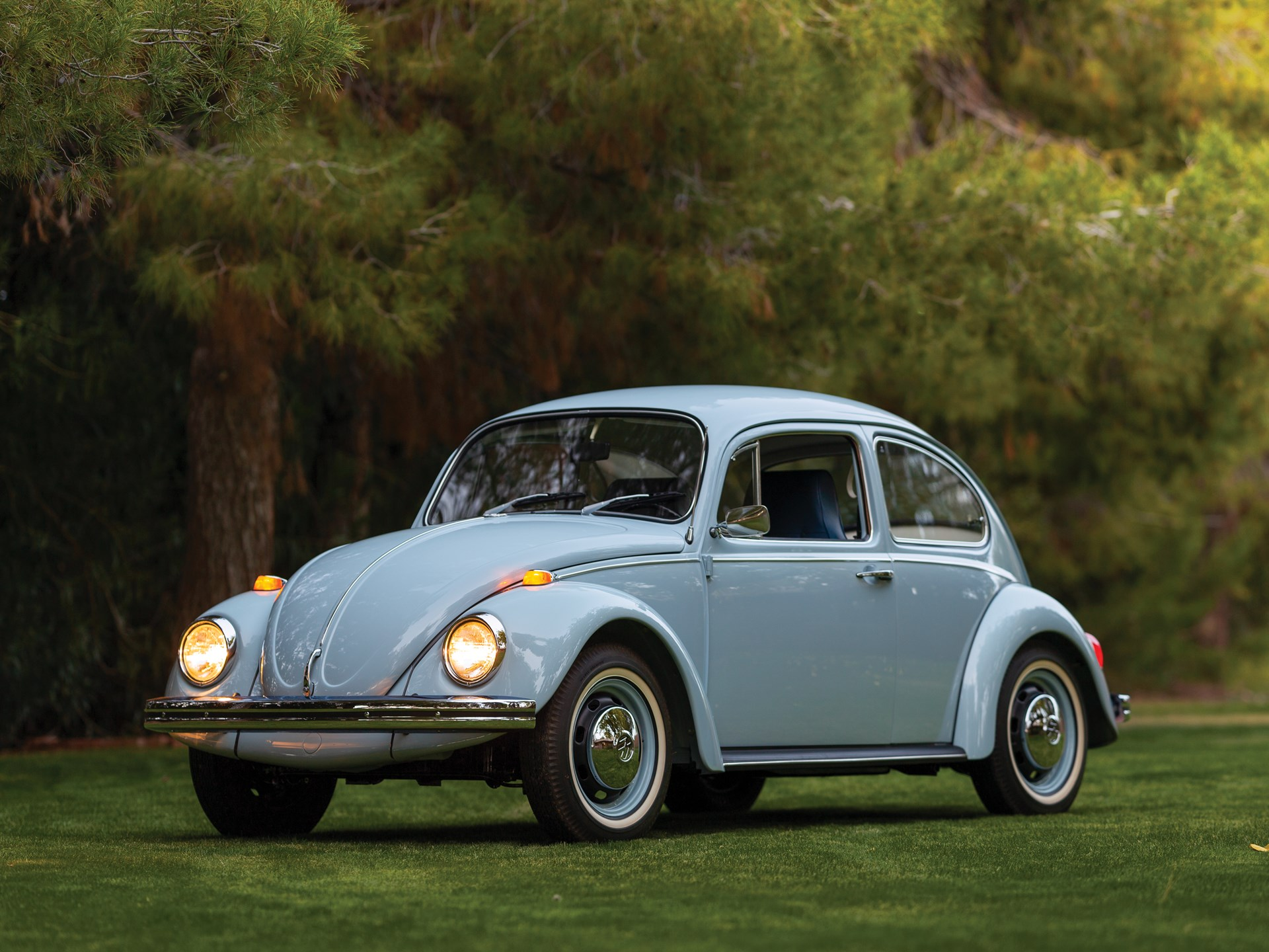 1968 Volkswagen Beetle Sedan