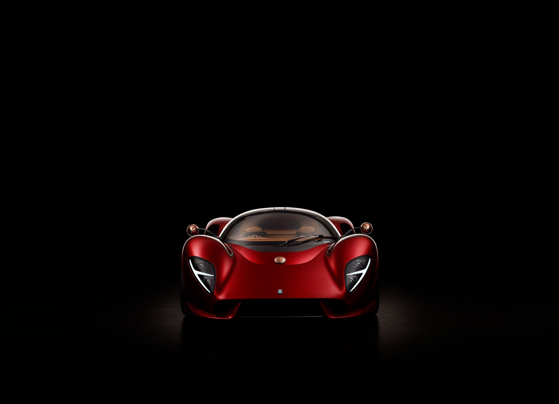 The stunning new De Tomaso P72 checks all the boxes thumbnail