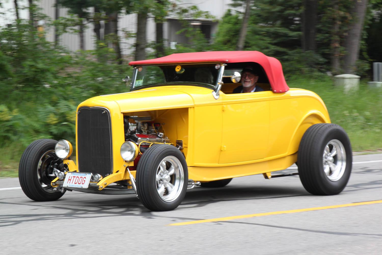 Hotdog 32 Ford