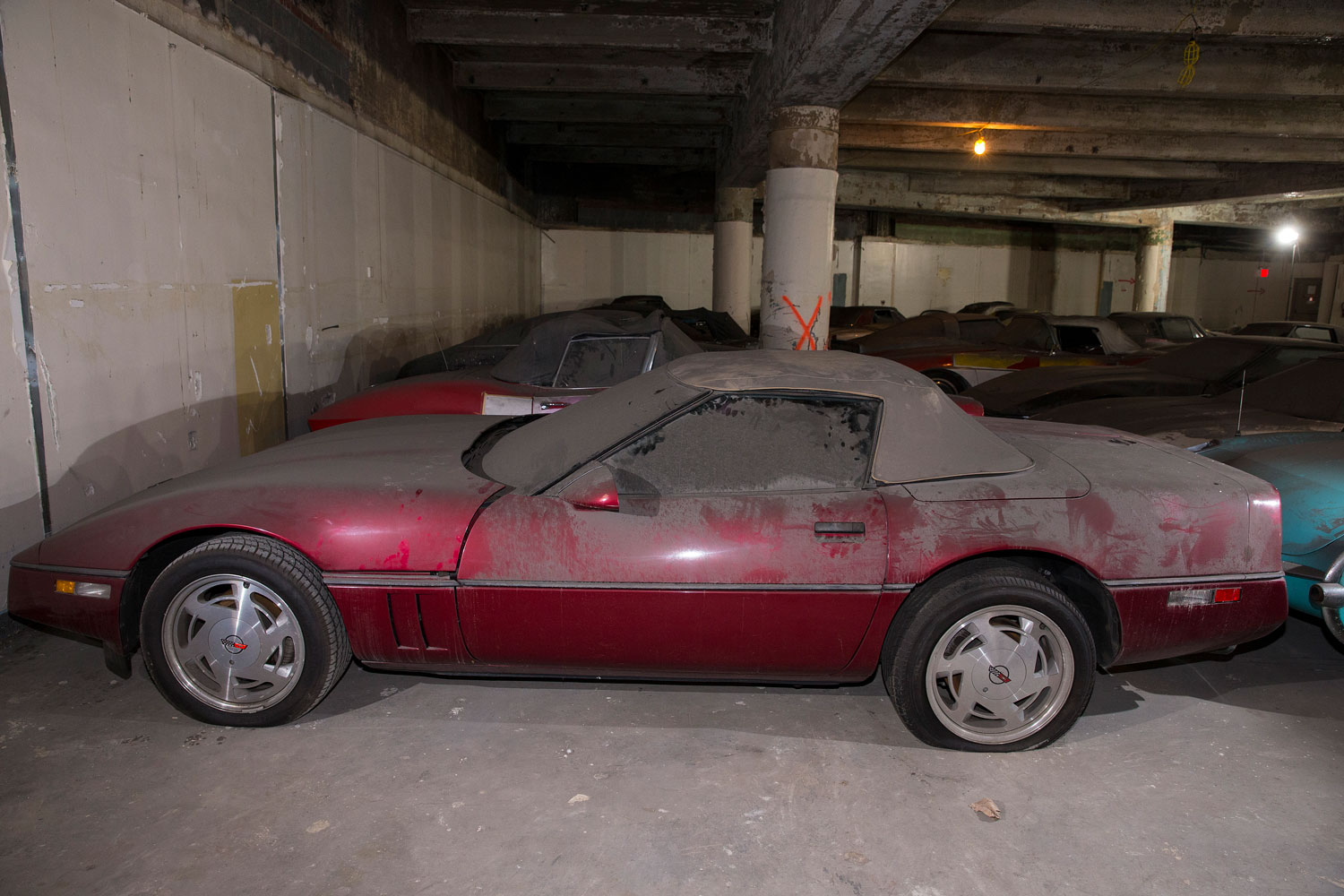 1989 Corvette Peter Max Collection