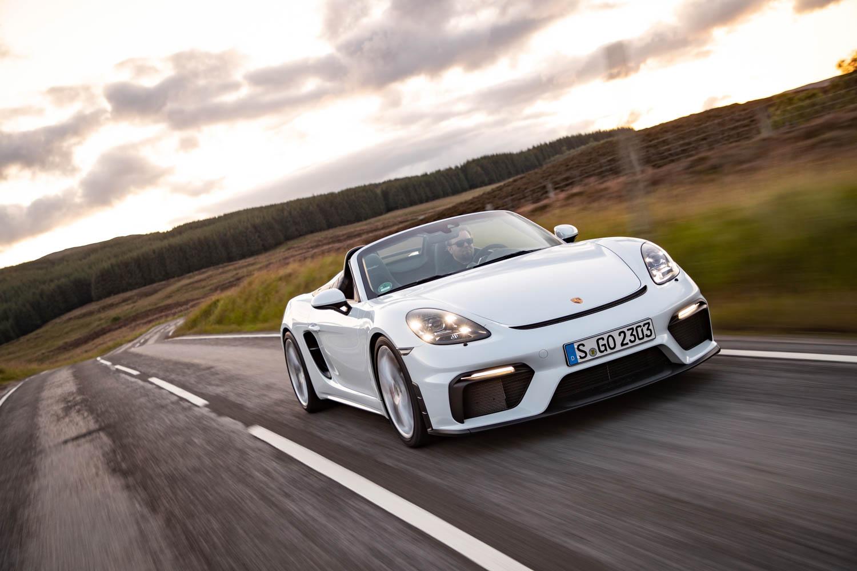 Porsche 718 Spyder