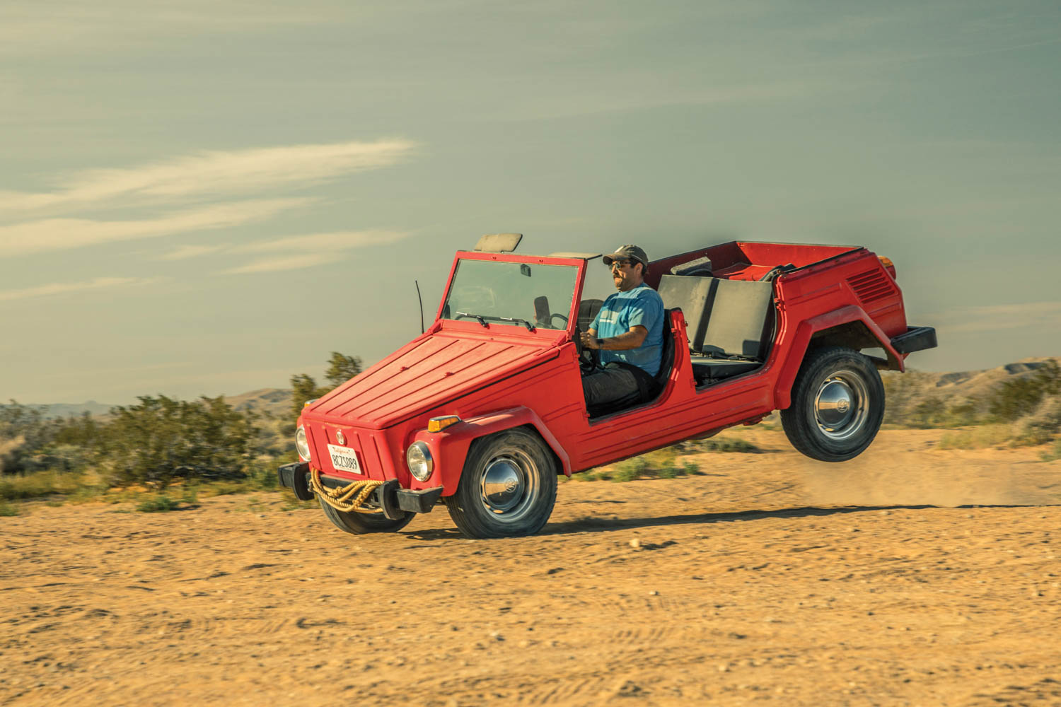Getting dirty in 3 off-roaders that would never be made today