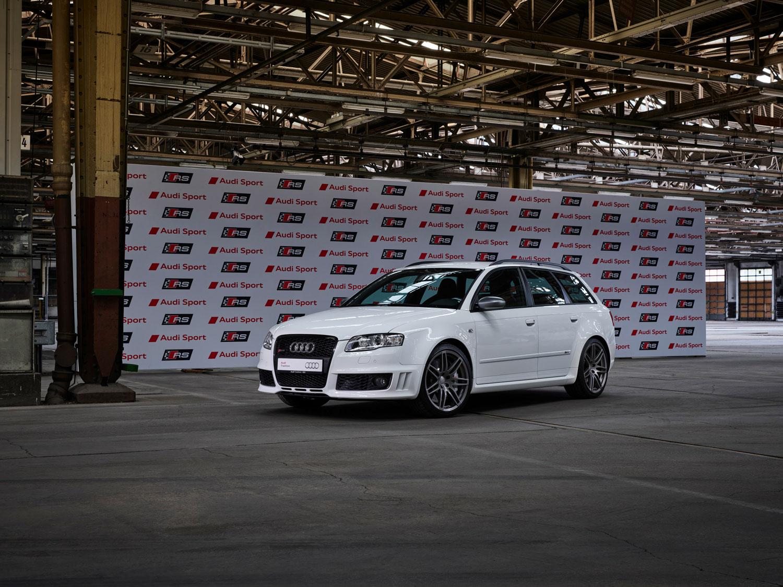 Audi RS 4 Avant (Typ B7)