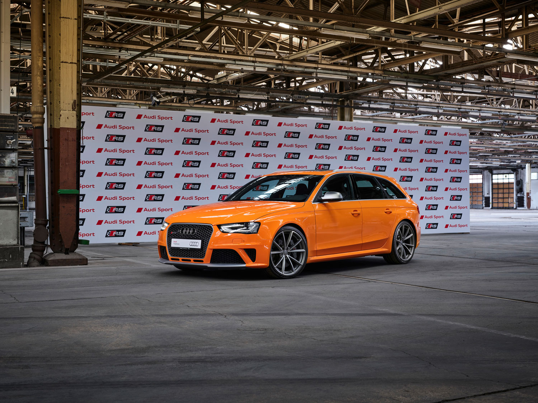 Audi RS 4 Avant (Typ B8)
