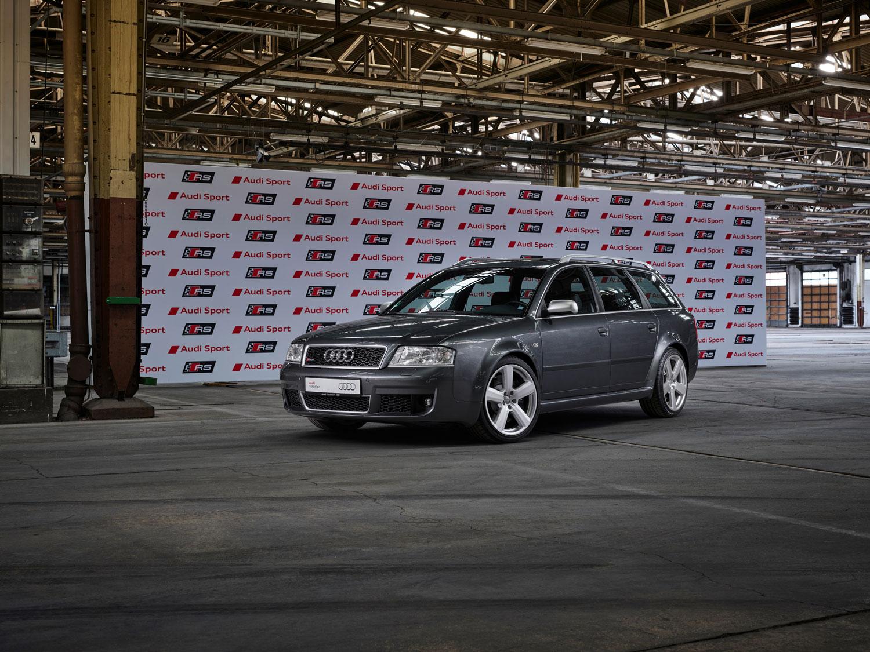 Audi RS 6 Avant (Typ C5)