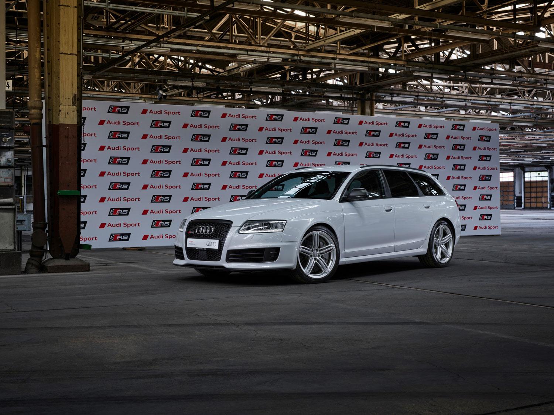 Audi RS 6 Avant (Typ C6)