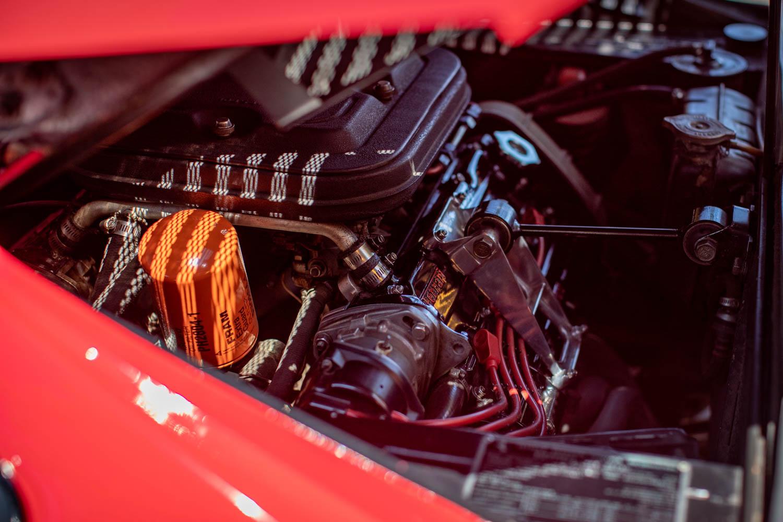 Ferrari 308 engine