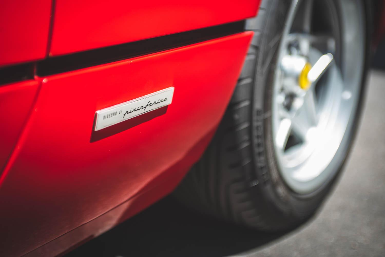 Pininfarina badge
