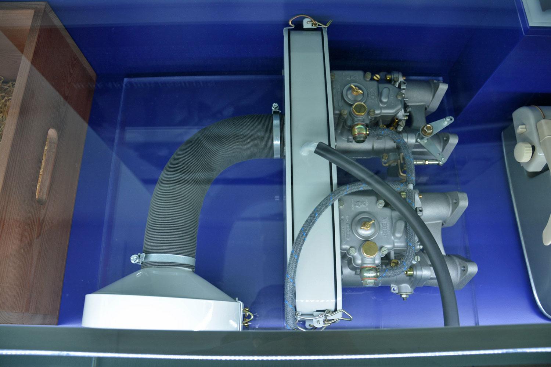 Alpina manufacturing parts
