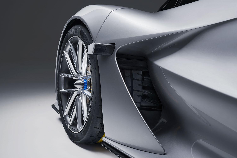 2020 Lotus Evija Detail