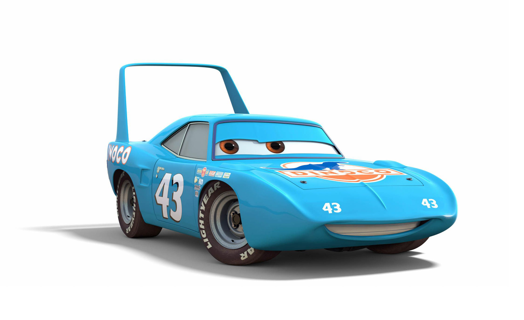 The King Plymouth Road Runner Superbird