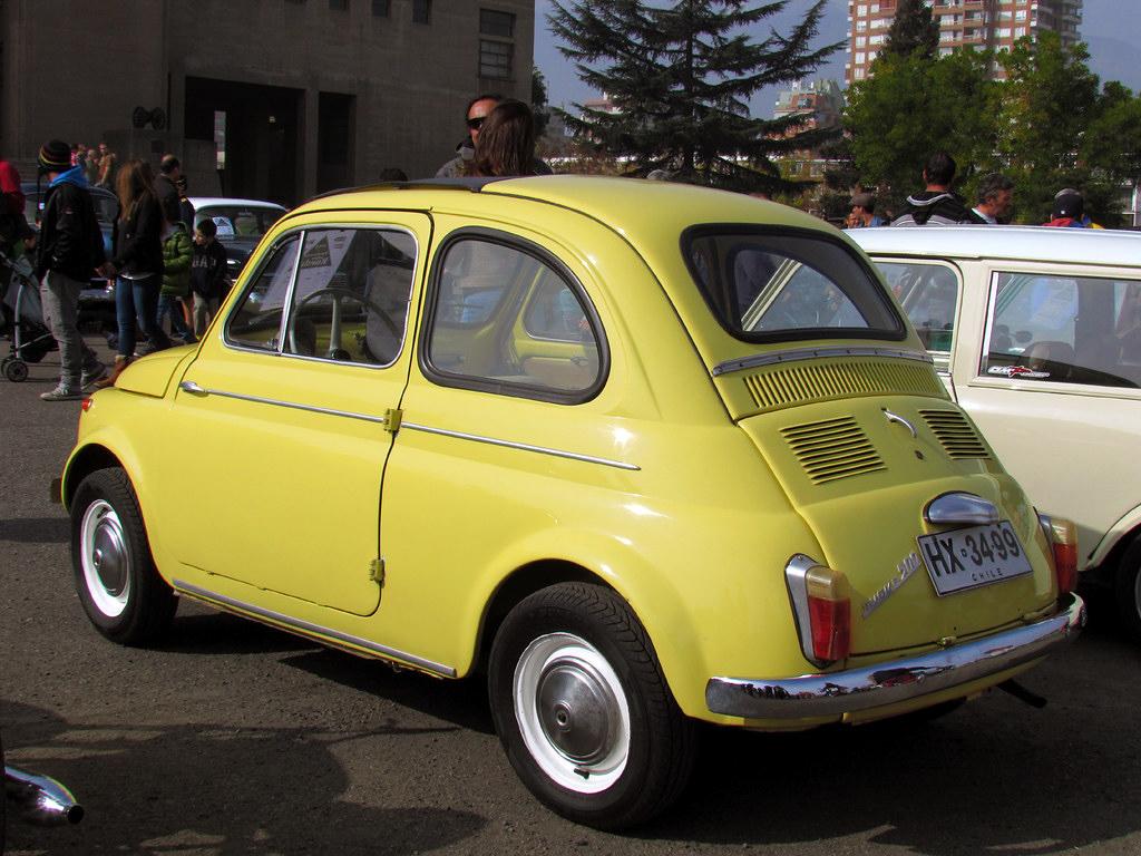 1960 Fiat 500 Nuova