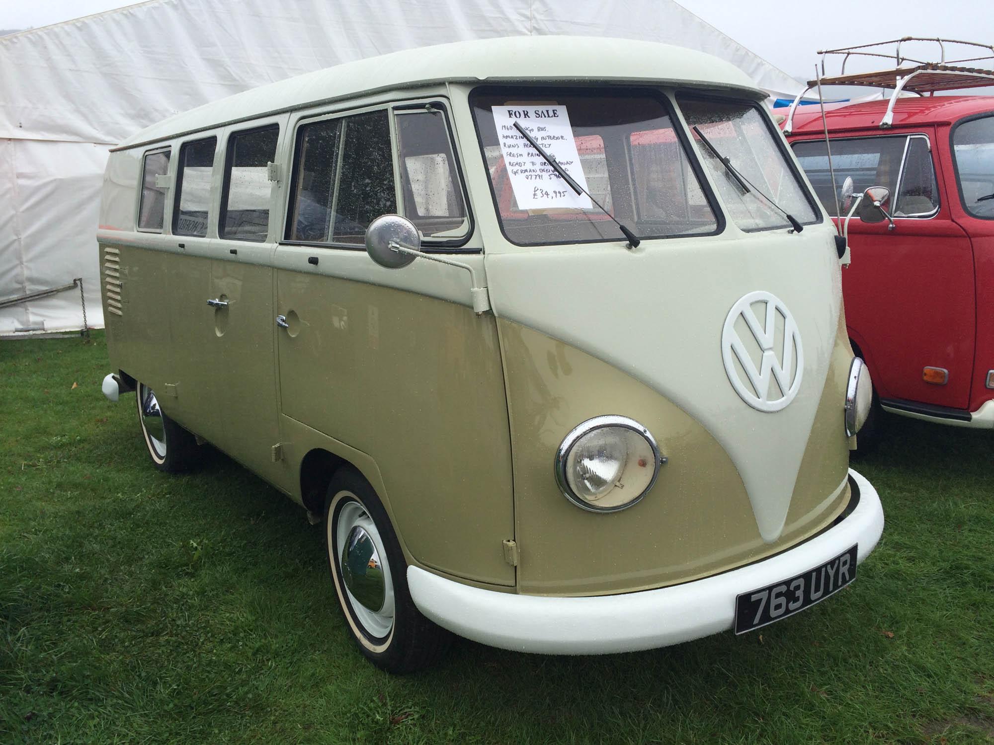 1960 Volkswagen Type 2 Bus