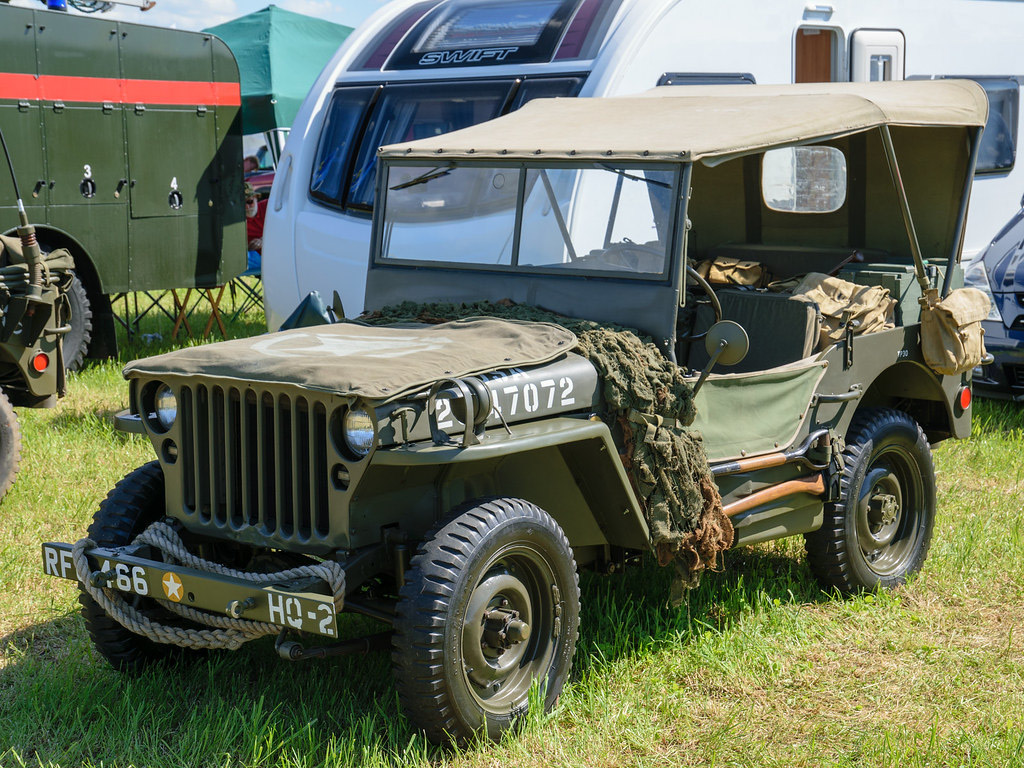 1942 Willys MB 'Jeep'