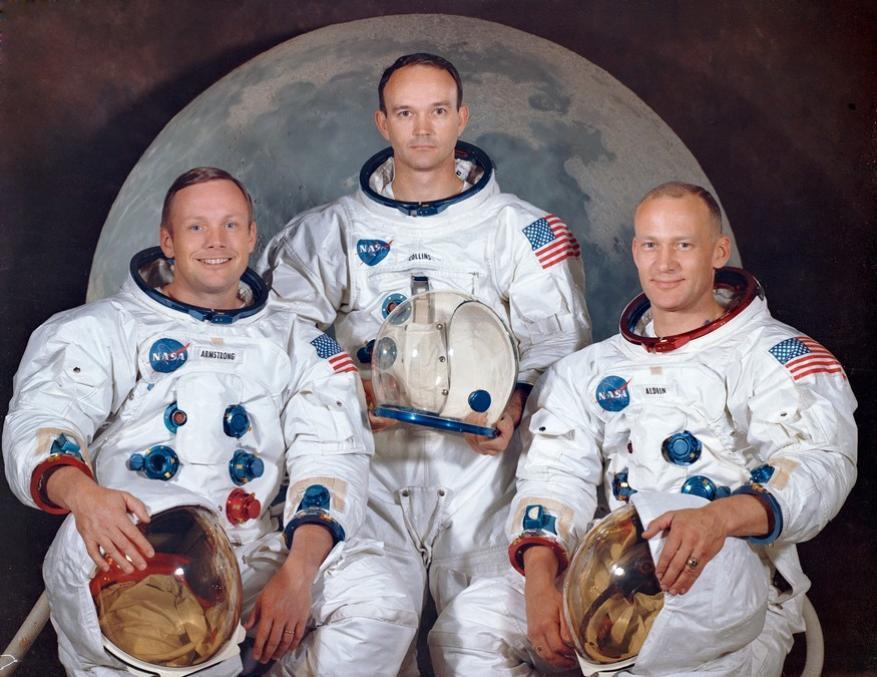Apollo 11 crew 1969