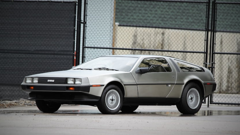The much-maligned DeLorean DMC-12 may be getting the last laugh thumbnail