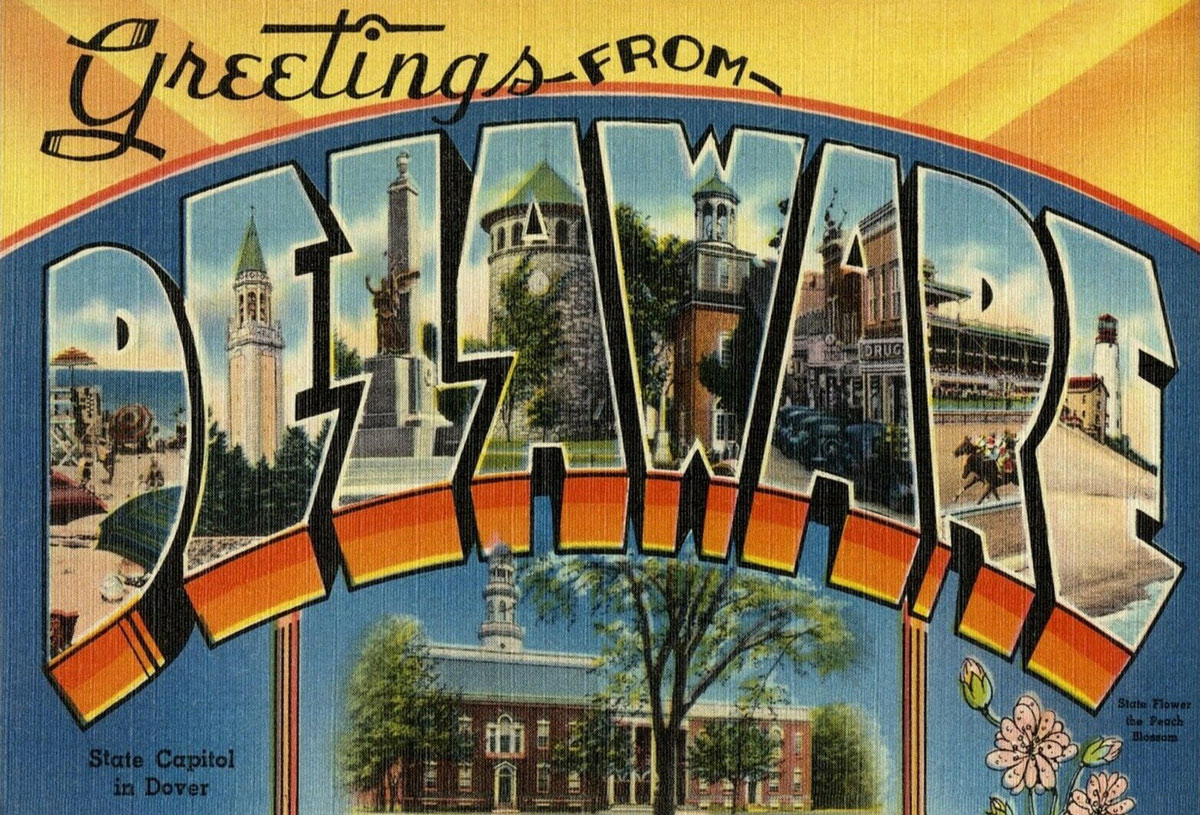 Delaware State Banner