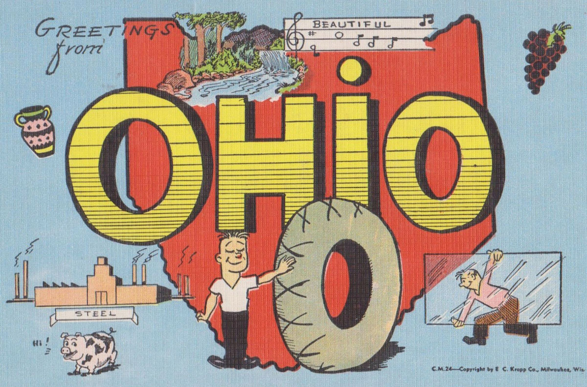 Ohio State Banner