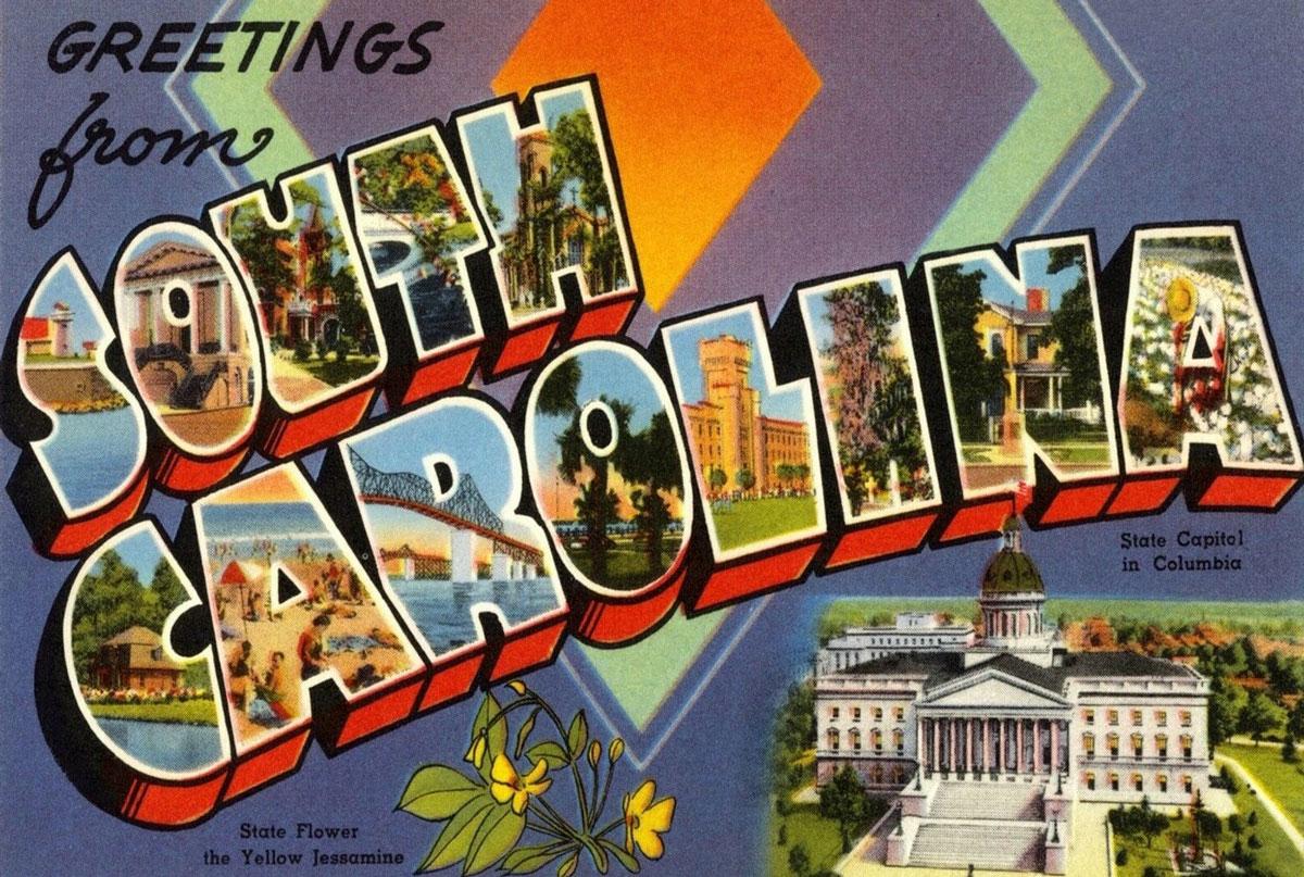 South Carolina State Banner
