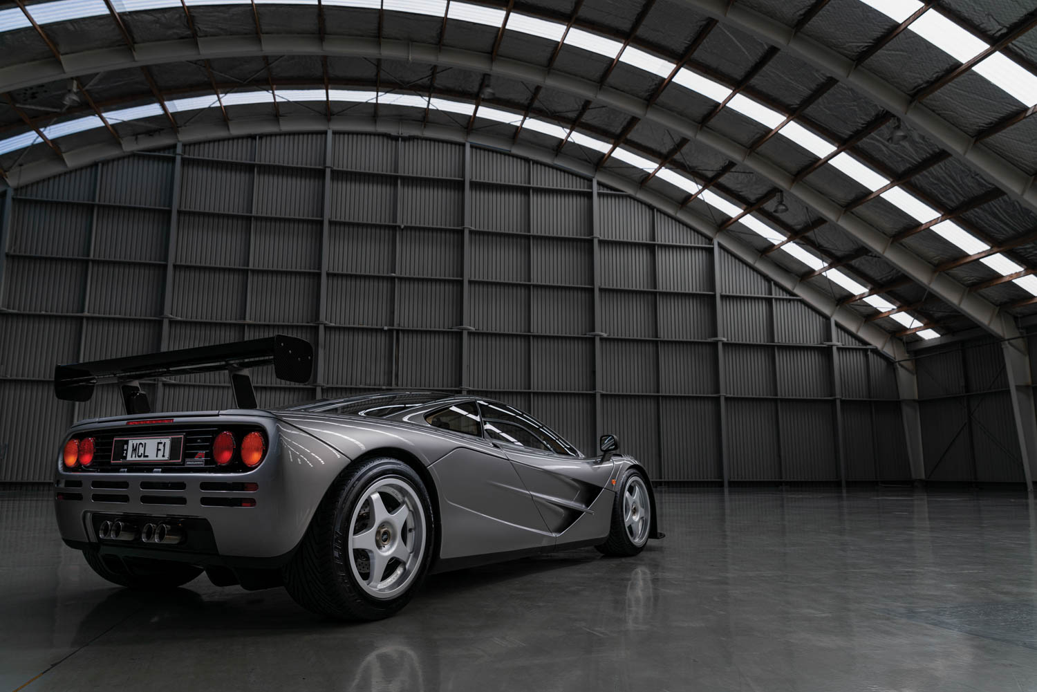 1994 McLaren F1 'LM-Specification' rear 3/4