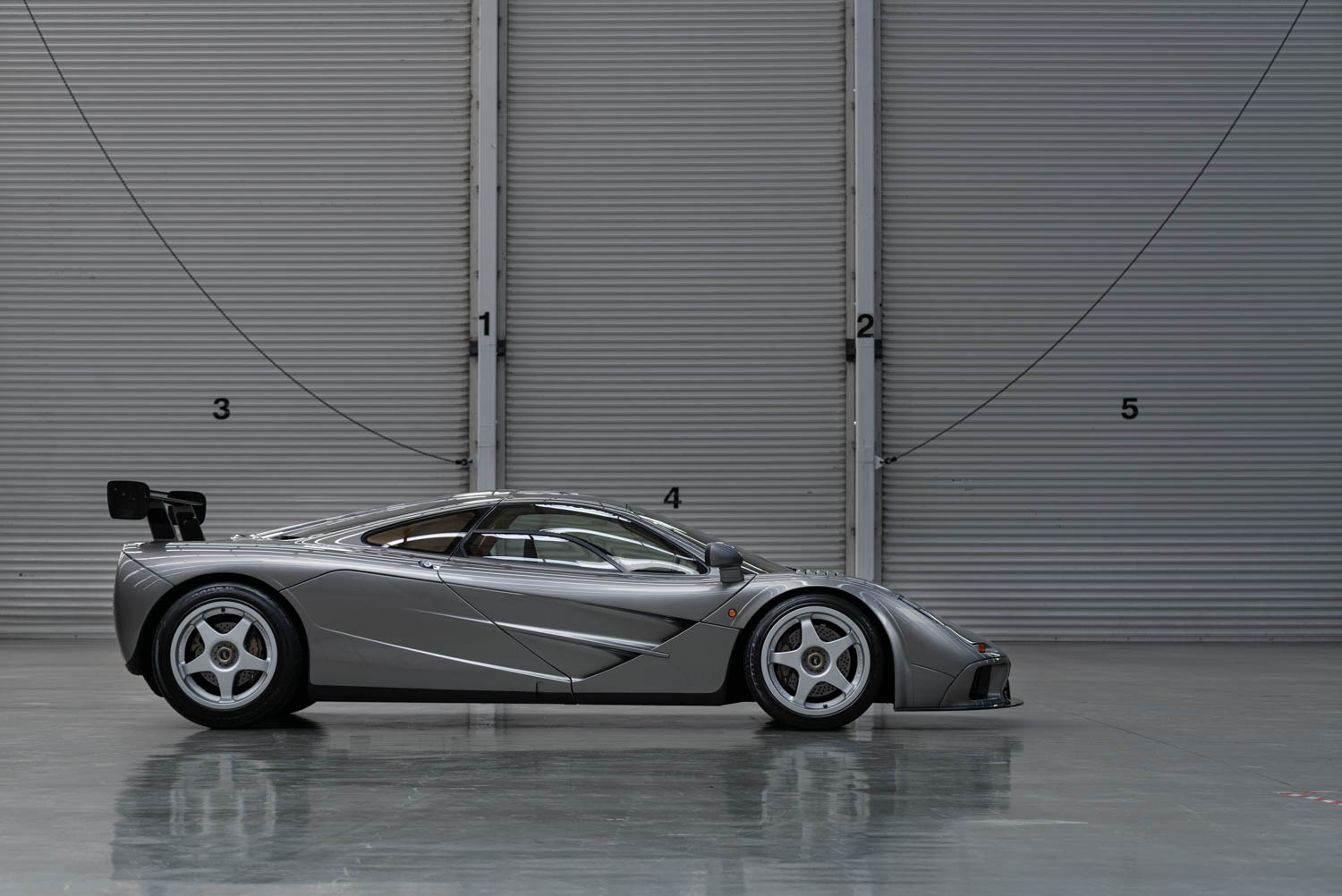 1994 McLaren F1 'LM-Specification' profile