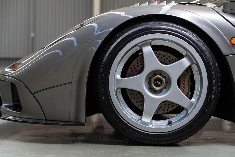 1994 McLaren F1 'LM-Specification' wheel