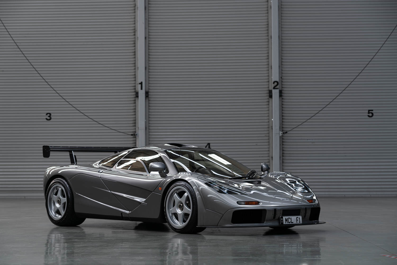 1994 McLaren F1 'LM-Specification'