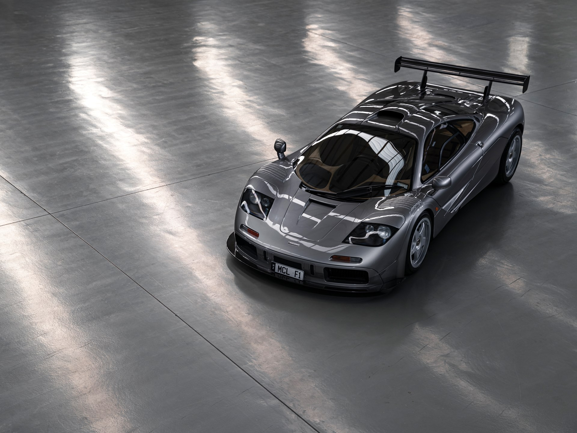 1994 McLaren F1 'LM-Specification' overhead